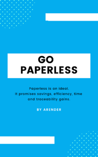 go paperless guide